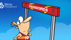 Getting Over the Password Hurdle